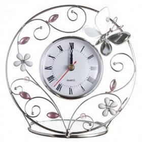 """Часы """"Зеркальная бабочка"""" Charme de Femme"""