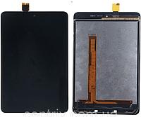 Экран (дисплей) для Xiaomi Mi Pad 2 с сенсором (тачскрином) черный