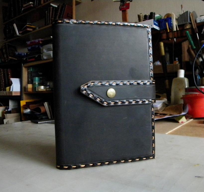 Ежедневник кожаный формат А5