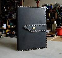 Ежедневник кожаный формат А5, фото 1