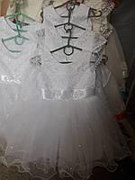 Платье нарядное на девочку 1-6 лет