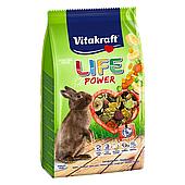 Корм для кроликов Vitakraft «LIFE Power» 600 г