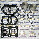 Ремкомплект компрессора ЗиЛ / Т-150 / КамАЗ номинал (полный комплект), фото 2