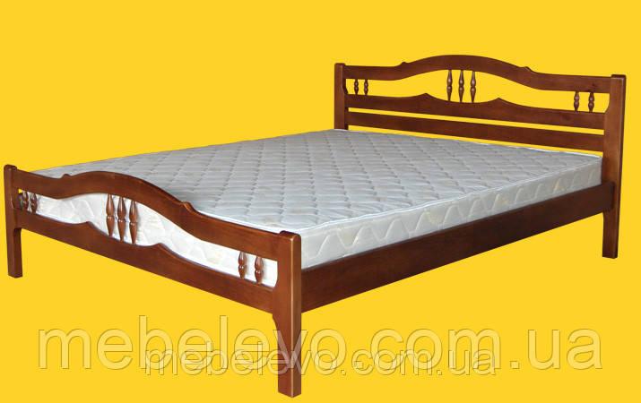 Односпальная кровать Юлия 90 ТИС 905х980х2085мм