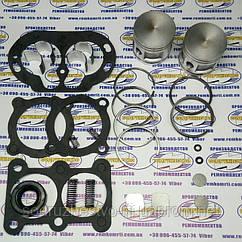 Ремкомплект компрессора ЗиЛ / Т-150 / КамАЗ ремонт Р-2 (полный комплект)