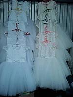 Платье на утренник для девочки 5-6 лет