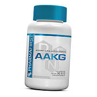 Аминокислоты Pharma First AAKG, 100 caps