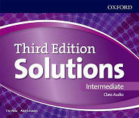 Solutions 3rd Intemediate: CLASS CD's