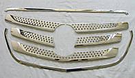 Mercedes Vito хром накладки на решетку радиатора MERCEDES MERCEDES-BENZ Мерседес Vito / V-classe W447 2014+