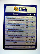 Сонячна батарея Altek ALM-10M, 10 Вт (монокристал), фото 2