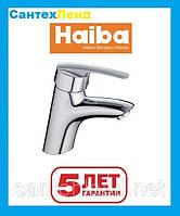 Смеситель для умывальника Haiba Agat 001