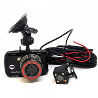 Видеорегистратор Celsior DVR CS-219D Wi-Fi (Black)