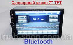 "2 din Автомагнитола пионер Pioneer 7018B 7"" USB+SD+Bluetooth (2 дин магнитола с большим экраном 7"")"