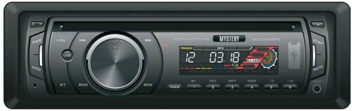 CD/MP3-автомагнитола Mystery MCD-646MPU, фото 2