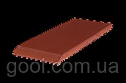 Клинкерный керамический подоконник King Klinker Note of cinnamon 150x120x15 мм оконный отлив из клинкера