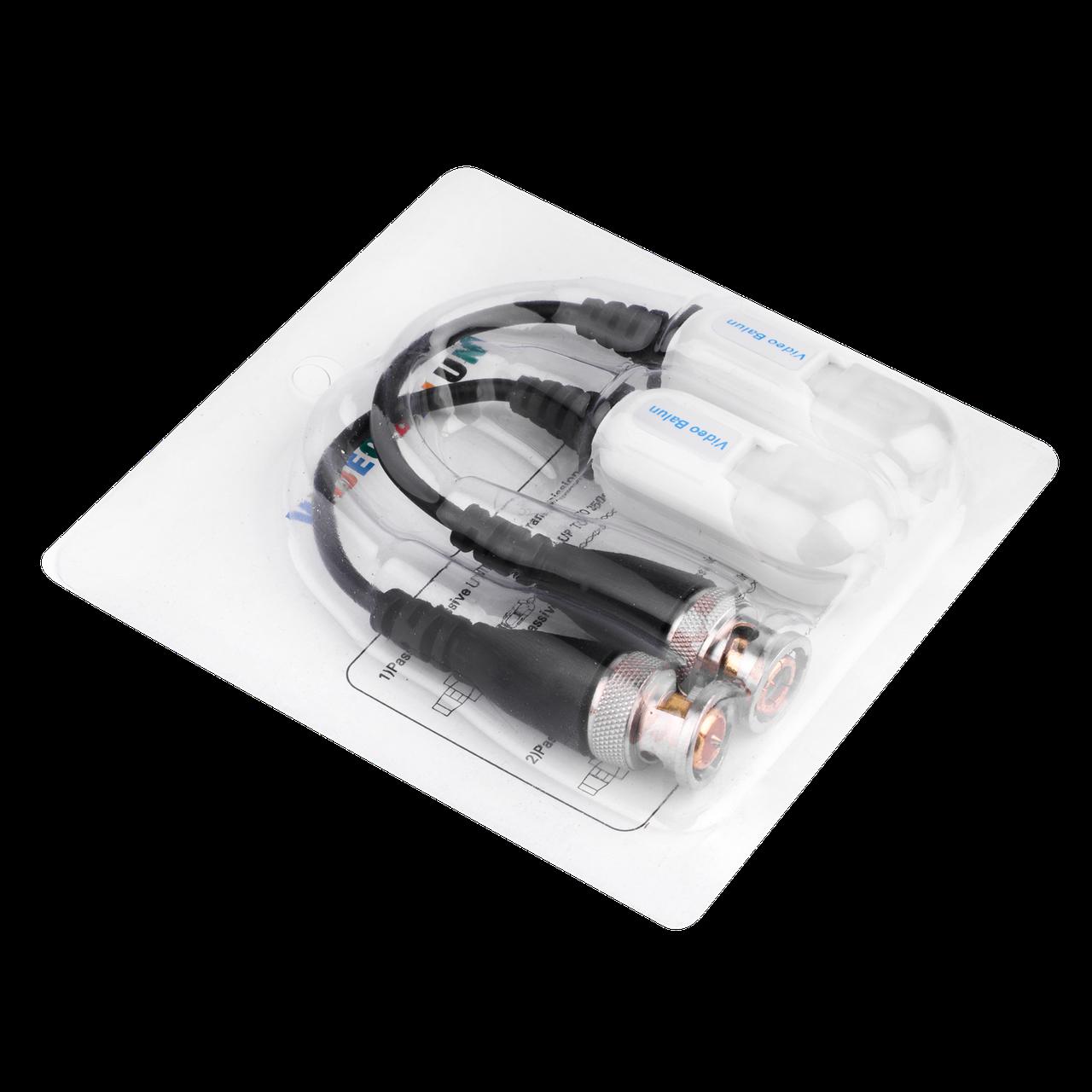 1-канальный пасcивный приемник/передатчик видеосигнала Green Vision GV-01P-01