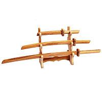 Деревянные мечи, катаны, сабли
