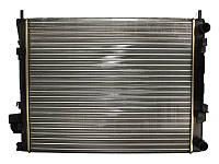 Радиатор системы охлаждения на Рено Трафик II 1.9dci (-АС) / NRF 58333