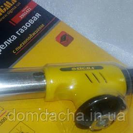 Горелка паяльная  Sigma 2901421