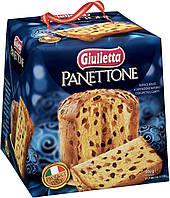 Панетон Кекс Dal Colle Giulietta Panettone 900 г