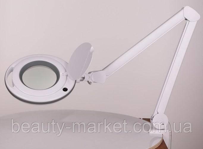 Настольная лампа-лупа 6017 LED - 3(5)D, 9W