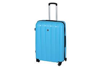 Чемодан пластиковый, 2E, Youngster, большой, 4 колеса, голубой (2E-SPPY-L-LB)