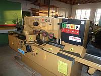 Чтырехсторонник SCM модель P75 на 5 шпинделей обработка 180х120мм, фото 1
