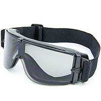 Очки тактические прозрачный визор TY-X800