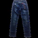 Мужские джинсы Franco Benussi 16-625 темно-синие, фото 5