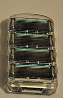 Лезвия для бритья Gillette Fusion ProGlide 4 шт (без упаковки)