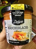 Паштет Deluxe Raucherlachs Mousse