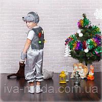 Карнавальный детский костюм ЕЖИКА
