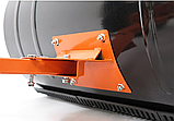 Плуг снегоочиститель на колесах FUXTEC, фото 4