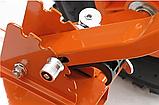 Плуг снегоочиститель на колесах FUXTEC, фото 5