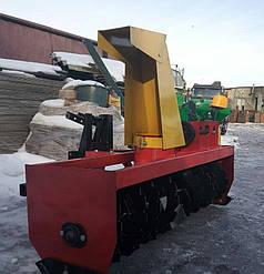 Снегоуборщик для мототрактора, минитрактора