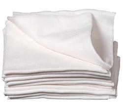 Полотенце вафельное, белое, 45*75см. 200г/м2