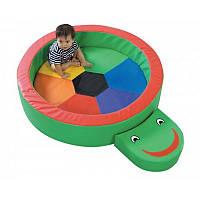 Сухой бассейн Черепаха (игровой мягкий)