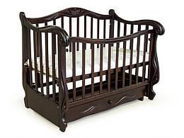 "Детская кроватка ""Корона"" ТМ Колисани"