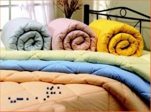 Одеяла с искусственным наполнителем,антиалегренные