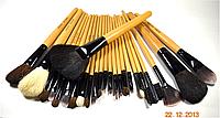 Кисти для макияжа 24 шт. в чехле копия Boobi Brown, фото 1