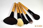 Кисти для макияжа 24 шт. в чехле копия Boobi Brown, фото 2