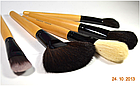 Кисти для макияжа 24 шт. в чехле копия Boobi Brown, фото 4