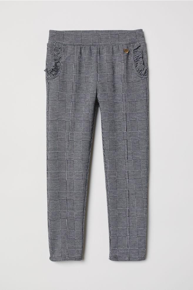 Стильные брюки H&M штаны строгие трегинсы лосины на 4, 5, 6, 7, 8 лет