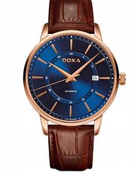Наручные мужские часы Doxa 107.90.201.02