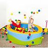 Сухой бассейн для детей Лодочка (без шариков)