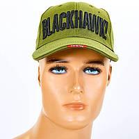 Бейсболка тактическая Blackhawk оливковая TY-6213