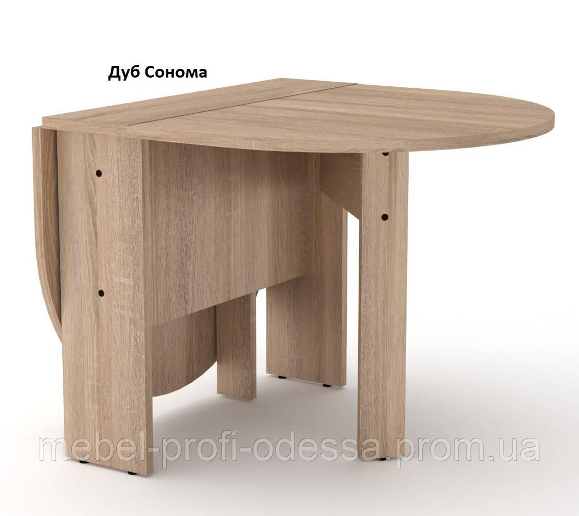 Стол книжка 5 Mini (стол журнальный) Компанит 600х182х500