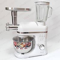 Кухонный комбайн MPM  3 в 1 миксер - блендер - мясорубка