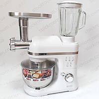 Кухонный комбайн MPM MRK-15  миксер - блендер - мясорубка
