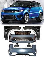 Тюнинг комплект обвеса для 2018 (SVR) - Range Rover Sport 2014+ гг.